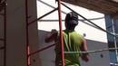 Фасадный дюбель для газобетона забиваем Бийские дюбеля с удлинённой распорной зоной 100мм