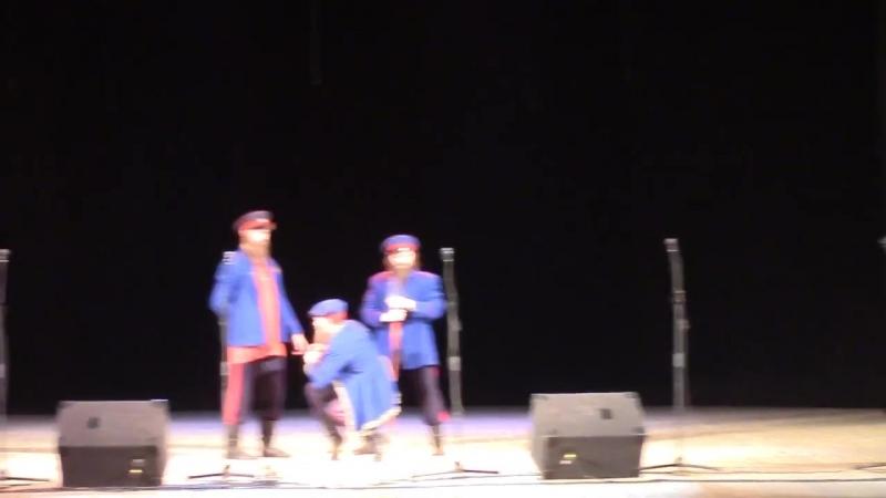 Деды Шуточный танец. Ансамбль песни и пляски Донские казаки