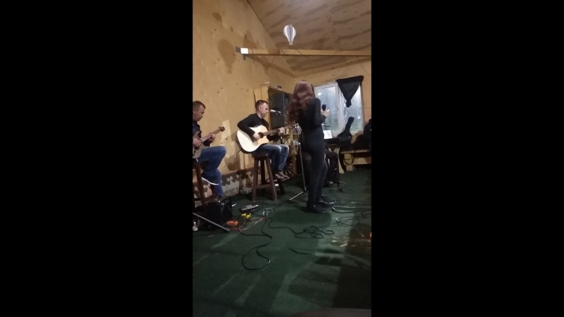 ДАН - АККОШ ЙЫРЫ/ мин ут (acoustic live на квартирнике 10/08/18)