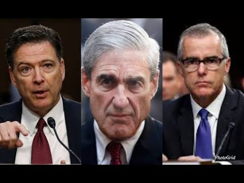 NEW LAWSUITS HITS ROBERT MUELLER, JAMES COMEY ANDREW MCCABE DEEPSTATE UPDATE