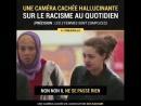 Une caméra cachée sur le racisme au quotidien.