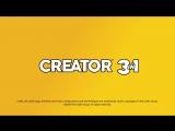LEGO Creator 3-в-1 Скейт-Площадка 31081