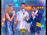 Танцы, елка, Муз-ТВ 2018-01-03 Сергей Лазарев - Так красиво