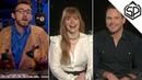 Ведущий BBC 1 отгадывает детали трейлера Мир Юрского периода 2