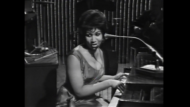 Aretha Franklin – Rock-A-Bye Your Baby With A Dixie Melody