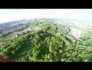 100m руфинг drone YB team