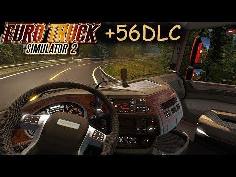 Euro Truck Simulator 2 [v 1.31.2.2s 56 DLC] - ЭТО КРУТЯК