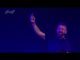Benny benassi  - tomorrowland 2018 (axtone stage 21.07.2018)