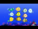 10 Little Fishies
