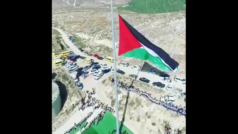 Hymne national palestine Notre hymne à tous assoiffés de Justice et de Liberté