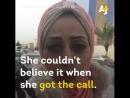 Une Palestinienne quitte Gaza pour la première fois