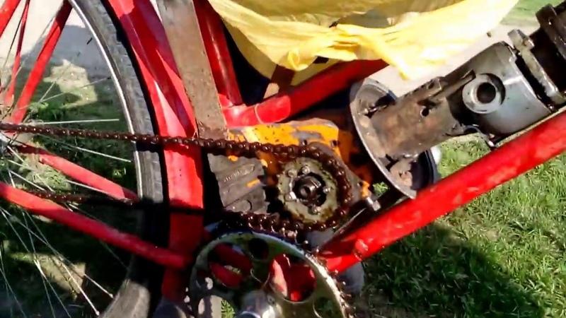 Самодельный Электровелосипед сделай сам