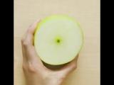 Сколько всего красивого можно сделать из яблок