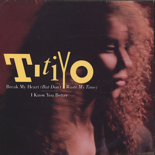 Titiyo альбом Break My Heart (But Don't Waste My Time)