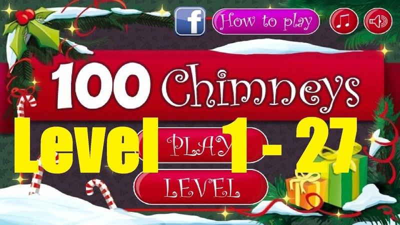 100 Chimneys : Xmas - Level 1 - 27