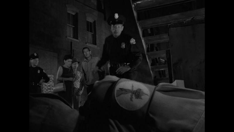 Сумеречная зона.4 сезон.4 серия(Фантастика.Триллер.1962-1963)