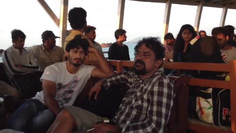 Thuppakki Movie Climax Scene Shooting Video Vijay Vidyut Jamwal