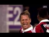 Один из лучших голов в Истории ЛЧ! Серия А | Футбол Италии