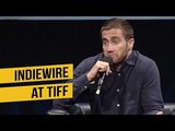 Jake Gyllenhaal Interview TIFF 2014 (Why He Chose