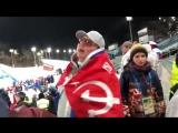 Гладышева: Я не уберу этот флаг