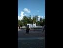 Минск Фонтан у Национального Академического Театра Оперы и Балета