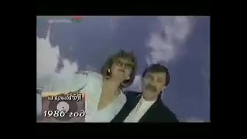 ★ Ядвига Поплавская и Александр Тиханович Небесный рояль
