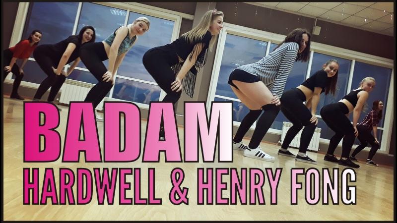 Hardwell and Henry Fong feat. Mr.Vegas - Badam | Twerk