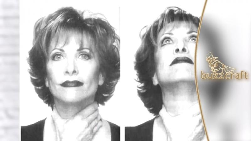 9 упражнений для подтяжки лица от Кэрол Маджио