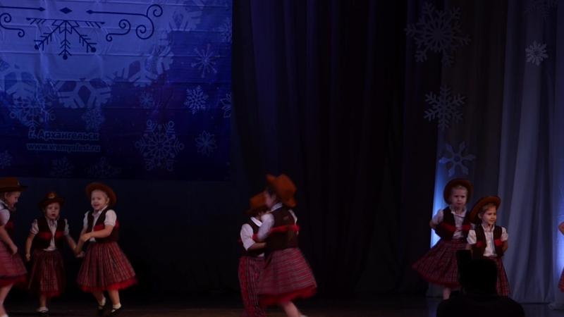 ковбойский танец фестиваль Дыхание Севера