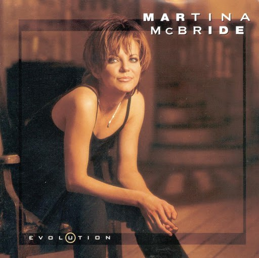 Martina McBride альбом Evolution