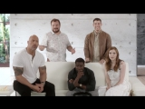 Джуманджи: Зов джунглей / Jumanji: Welcome to the Jungle (2017): Музыкальное видео от Ника Джонаса и Джека Блэка