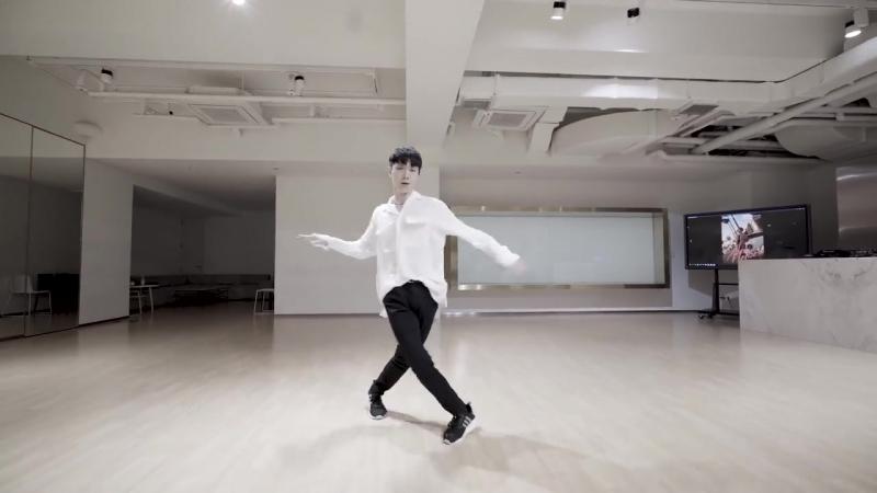 [STATION] TEN 텐 New Heroes Dance Practice