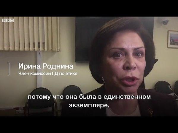 Слуцкий комментирует решение комиссии по этике Госдумы
