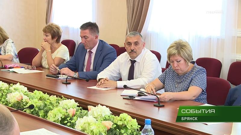 Исполнение госпрограмм обсудили на заседании комитета Брянской областной думы 16 07 18