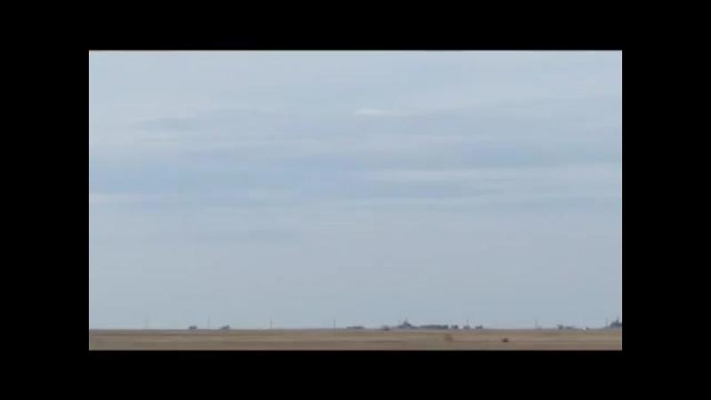 У Херсонській області тривають практичні заходи контрольних льотних випробувань