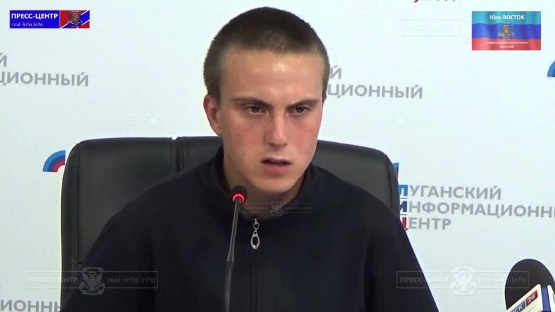 Военнослужащие ВСУ не хотят воевать за украискую хунту