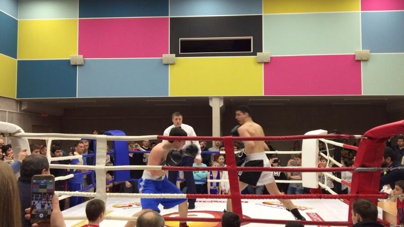 Турнир по боксу в Барвихе
