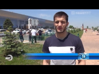 Халид Муртазалиев: «Ничего личного, мне нужен пояс...»