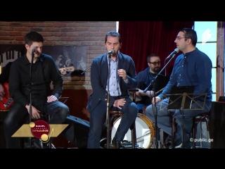 Ethno Jazz Band Iriao - Chongurs Simebi Gavubi ეთნო ჯაზ ბენდი ირიაო - ჩონგურს სი