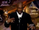 Tupac and KISS at the 38th Annual Recording Academy
