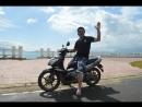 Нячанг новогодний с мотоцикла Вьетнам Vietnam Nha Trang