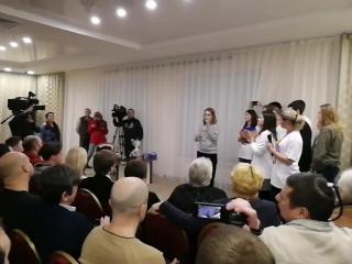 Ксения Собчак отвечает на вопросы от граждан