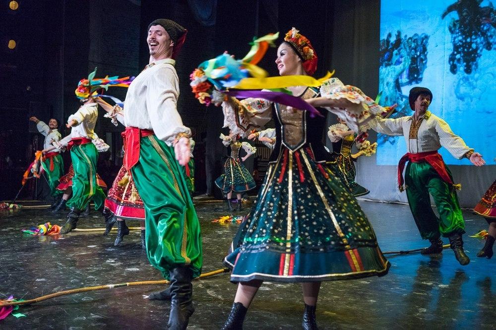 Афиша Хабаровск Кубанский казачий хор в Хабаровске