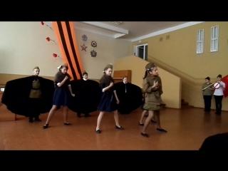 5В. Инсценировка военной песни