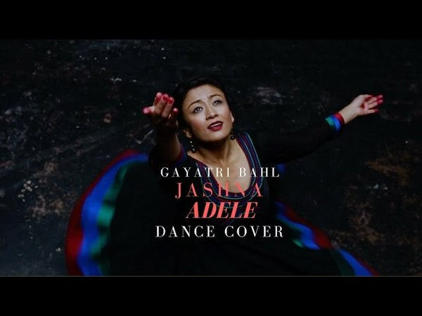 Bollywood KATHAK Fusion Dance - Adele Jodha Akbhar, Jashna Bahar