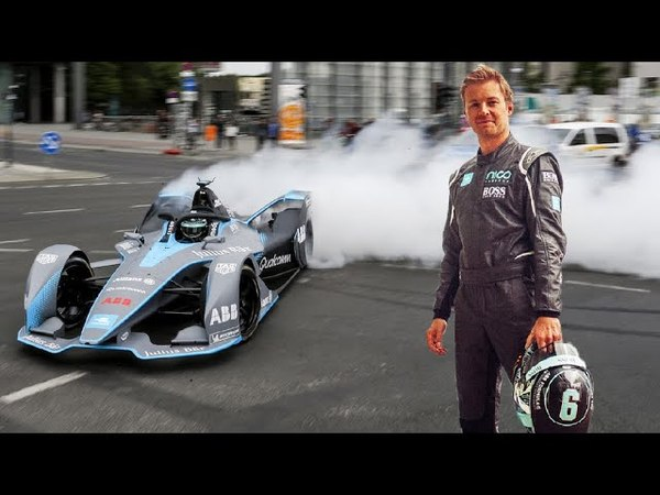 RACING W JON OLSSON AND EMILY RATAJKOWSKI IN BERLIN NICO ROSBERG eVLOG