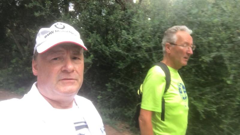 Walking sport activities - 10 km all days !