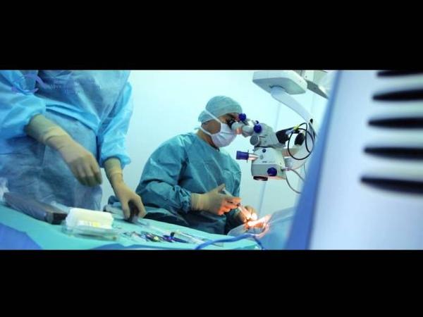 Видео о клинике Международный Офтальмологический Центр