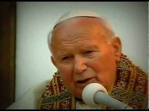 Jan Paweł II John Paul II Wadowice 1999 Part 4 7 YouTube