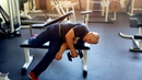 Обухов.Н.Л. 65-лет. Упражнение для закачки травмированного плеча.